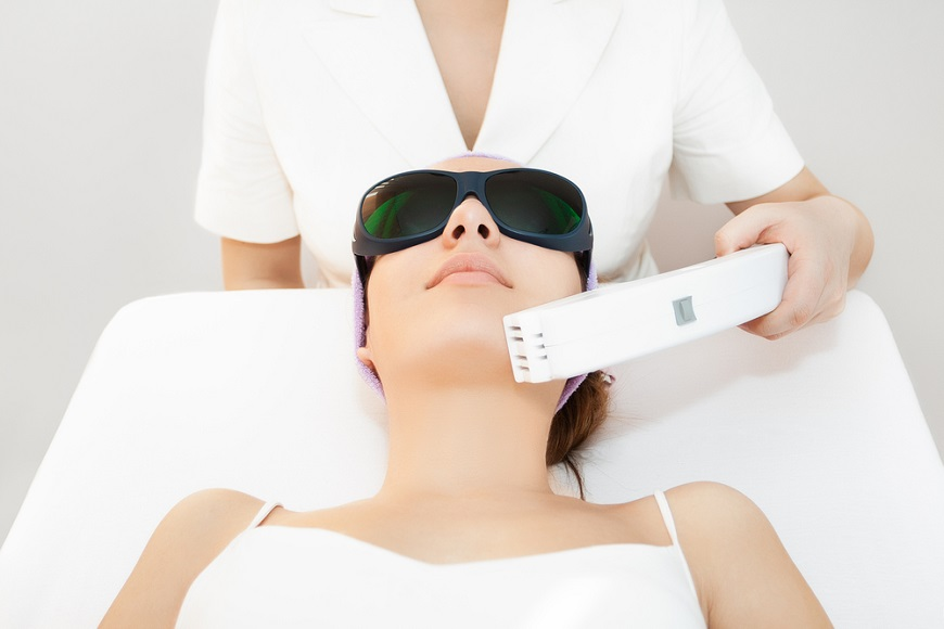 Irvine M22-IPL Skin Treatments