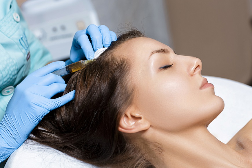 Irvine Placenta Injections Hair Loss